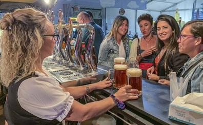 Laredo da el pistoletazo de salida a su Festival Europeo de la Cerveza