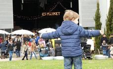Escenario Market, punto de encuentro de la creatividad para toda la familia en Santander