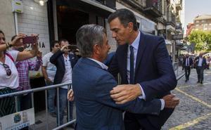 Sánchez desbloquea a un mes del 10-N los 135 millones que reclama Cantabria
