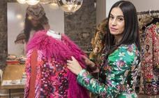 La diseñadora de moda Odette Álvarez, Mujer Empresaria del año en Cantabria