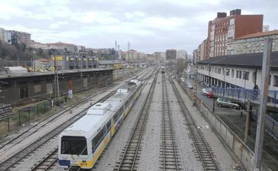 Adif despeja el camino para la obra del tramo Muriedas-Santander