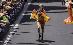 Azara García de los Salmones, preseleccionada para el Mundial de Carreras de Montaña