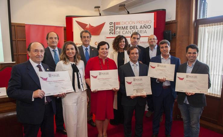 Arenas & Asociados, premio Pyme del Año 2019 de Cantabria