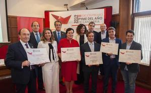 Arenas & Asociados se hace con el Premio Pyme del Año Cantabria 2019