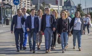 Casares pide apoyo para que la región llegue al Gobierno «sin intermediarios»