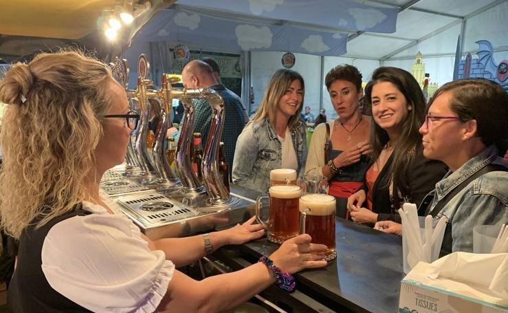Festival Europeo de la Cerveza de Laredo