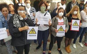 Astillero y el Gobierno se unen contra los malos olores de Guarnizo