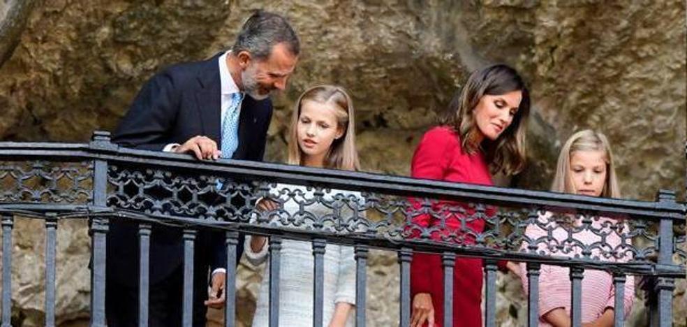 Leonor pronunciará en Oviedo su primer discurso
