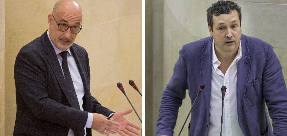 PP y Cs acusan a PRC y PSOE de usar el «rodillo» para impedir el control al Gobierno