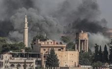 La ofensiva turca en Siria da alas al Estado Islámico