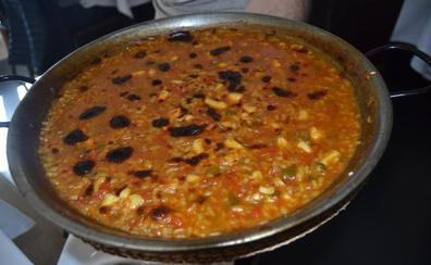 Deliciosos arroces en La Capitana de Castelar