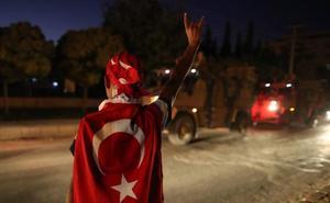 Erdogan se atreve con las tropas de EE UU