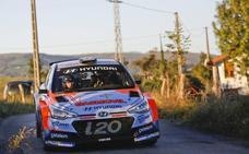 Pernía gana el Rally Santander-Cantabria