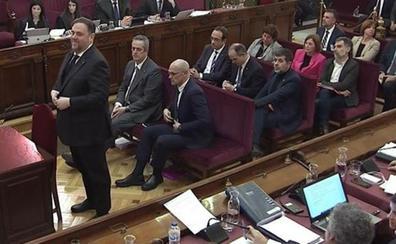 El Supremo condena por unanimidad a los líderes del 'procés' por sedición