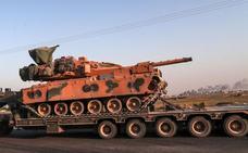 EE UU abandona el norte de Siria y Rusia llenará su vacío