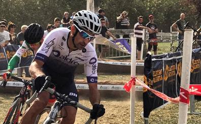 Ismael Esteban se marcó un doblete este fin de semana en las pruebas de Orduña y Fresno de Rodilla