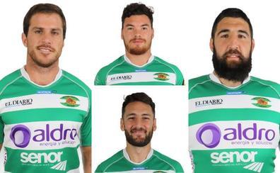 Cuatro jugadores del Aldro Independiente, convocados a la selección española