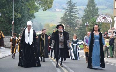 Los andarines vuelven el fin de semana próximo a la Ruta de Carlos V