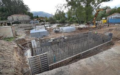 El nuevo puente de Virgen de la Peña estará listo para el próximo verano
