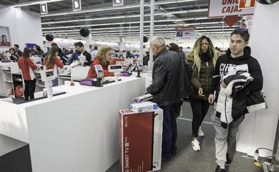 La campaña de Navidad generará 20.600 contratos en Cantabria