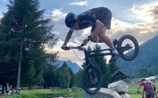 El checo Kolar, el número uno del mundo en bike trial, competirá en el Reinosa X Indoor