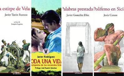 Valnera siembra el otoño con tres títulos literarios y una singular enciclopedia