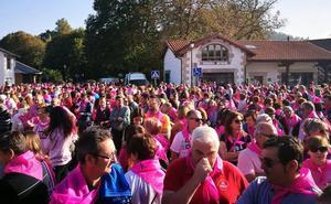 Reocín celebra este domingo la sexta marcha solidaria contra el cáncer de mama