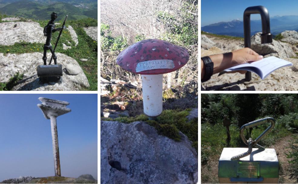 La infinita variedad de los buzones de montaña
