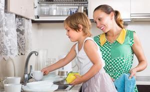 Cómo conseguir que los niños colaboren en casa