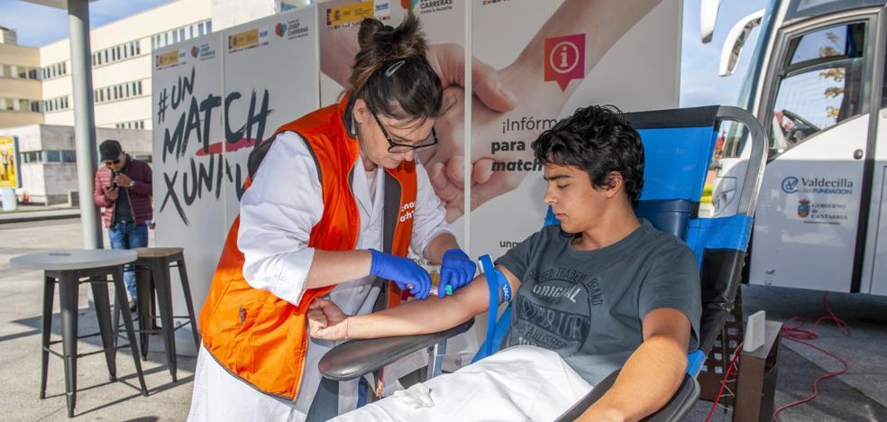 Se buscan donantes jóvenes de médula