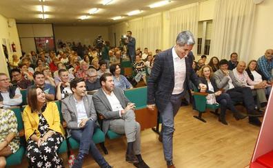 «El PSOE ofrece un Gobierno riguroso, serio, moderado y progresista»