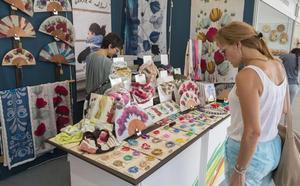 Maliaño acoge la VIII Feria de Mujeres Artesanas y Emprendedoras de Cantabria
