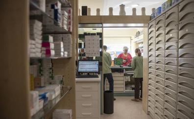Las farmacias de Cantabria afrontan la falta de 'stock' de más de 70 productos
