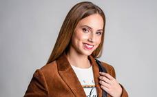 María Fernanda Pardo fue 'Modelo por un día' en Santander y ahora posa así