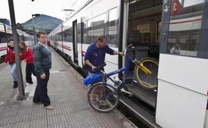 Nueva avería en el tren de Cercanías que sustituyó al que se llevaron a Cataluña