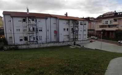El informe de la arquitecto de El Astillero insta al desalojo del edificio del Barrio Obrero