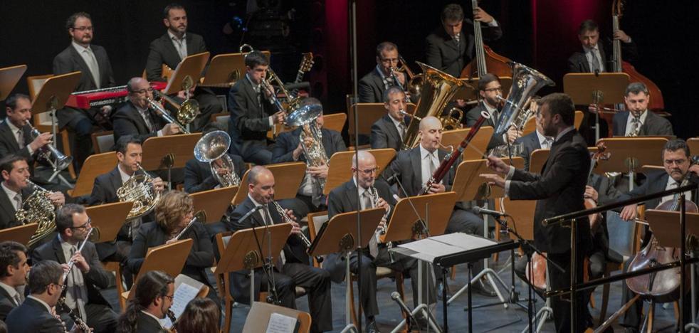 La Banda Municipal de Música abre al público sus ensayos de cara al Ciclo de Otoño 2019