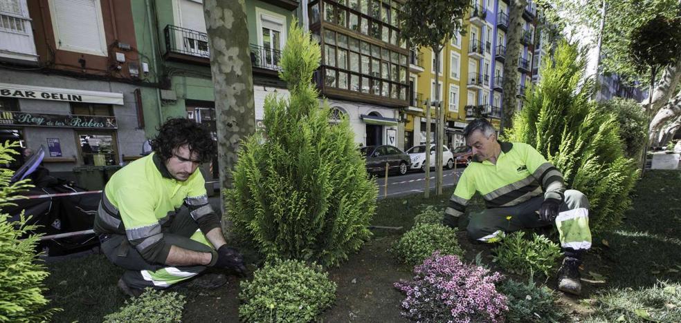 El Ayuntamiento de Santander ofrece dos nuevos cursos de formación en jardinería y cocina