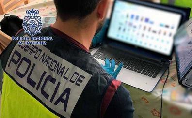 Detenidos tres jóvenes en Albacete por difundir pornografía infantil