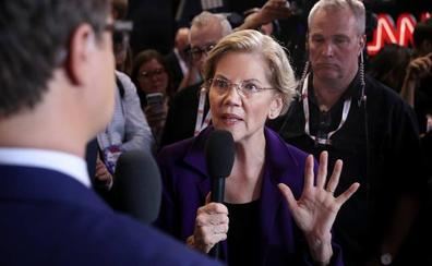 Elizabeth Warren, la ficha a batir por los aspirantes demócratas