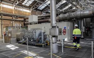 Solvay espera incrementar su producción en Barreda como otras plantas del Grupo