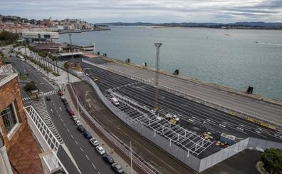 Los efectos del 'Brexit' retrasan la obra de la segunda valla del puerto