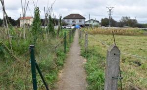 Revilla pide el arreglo del camino entre Puente Lorenzo y las escuelas