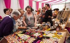 Feria de las Mujeres Artesanas de Camargo