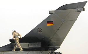 La OTAN desarrolla en Alemania y Holanda maniobras contra un conflicto nuclear