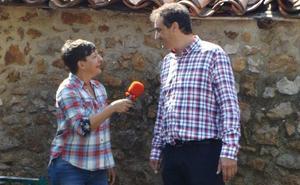 Alfoz de Lloredo, destino televisivo de Eva Hache en 'La Pasaina'