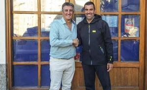 El santanderino Javier Pérez es el nuevo entrenador de Astillero