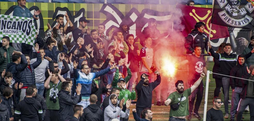 El partido Racing-Deportivo, declarado de alto riesgo