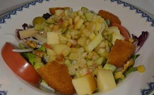 Uno de los mejores menú del día de Santander, el del restaurante del Hotel Bahía