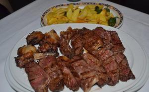 Cuando se trata de carne, el restaurante Laury es el respuesta